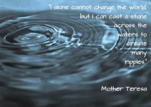 ripple_effect Mother Theresa
