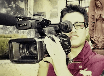 "Mexican student ""videographer"""